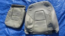 04-06 Volvo S80 2.5T OEM Lite Beige Driver Left Side Leather Seat Cover Low Mile
