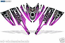 Decal Graphic Kit Arctic Cat M Series Crossfire Parts Sled Snowmobile Wrap Purp