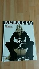 Madonna The Girlie Show World Tour Book with CD 1994 Hardcover