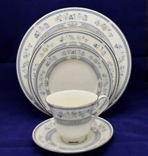 30pc Minton Penrose Dinner Set 6 place setting Bone China Made in England  (D)