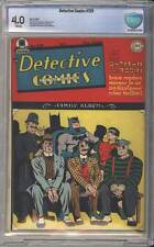 Detective Comics # 129  Isle of Yesterday !  CBCS 4.0 scarce Golden Age book !