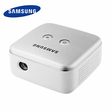 Samsung SSB-10DLFN08 Smart Beam LED Portable Mini Projector < Silver >