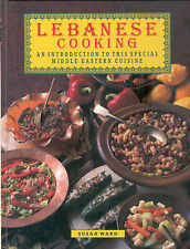 Ward, Lebanese Cooking, introduction middle eastern cuisine, Libanon Kochbuch 93
