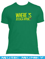 Where is Jessica Hyde ? UTOPIA NEW T-SHIRT TSHIRT TEE TV chilli salt spoon