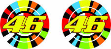 Valentino Rossi Decal / Sticker for your Bike / Helmet