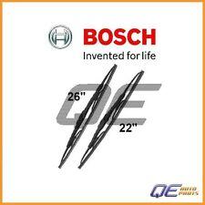 Lexus Lincoln Mazda Mitsubishi Windshield Wiper Blade Left and Right 26'' + 22''