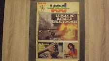 Magazine VSD n°82 - Amin Dada / Sophia Loren - Du 29/03 au 04/04/1979
