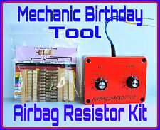 Mechanic Gadget Birthday Present mens AIRBAG RESISTOR FAULT TRACE TOOL KIT
