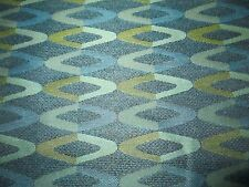 """5 & 1/4 YDS MAHARAM UPHOLSTERY FABRIC """"DIVIDE"""" COLOR 005 57"""" WIDE"""
