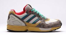 "New Womens 6 ADIDAS ""OG Leather Snakeskin"" Running Shoes $160 ""ZX 6000 W"" M25116"