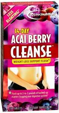 Applied Nutrition 14-Day Acai Berry Cleanse Tablets 56 Tablets (Pack of 4)
