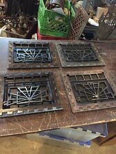 Ca 11 4 Av Price Each Antique Deco Floor To Wall Mount Heating Grate