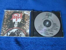 DEATH-INDIVIDUAL THOUGHT PATTERNS CD Dark Angel Sacrifice Rigor Mortis Possessed