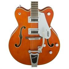 Gretsch G5422T Electromatic Hollow Body Double-cut w/Bigsby Orange Stain REP