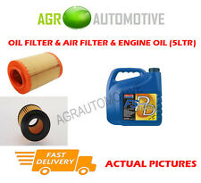 DIESEL OIL AIR FILTER + FS PD 5W40 OIL FOR ALFA ROMEO 159 1.9 120 BHP 2005-11