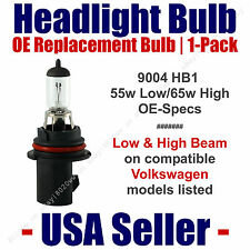 Headlight Bulb High/Low OE Replacement Fits Listed VW Volkswagen Models - 9004