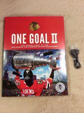 Brand New Chicago Blackhawks 2013 Stanley Cup Champions One Goal II Book