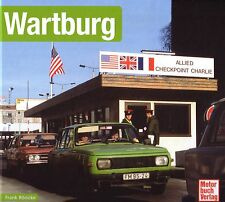 Book - Wartburg 353 1965-1991 - Brochure Photos - Tourist 312 1.3 Knight 1000