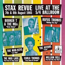 Stax Revue Live At The 5/4 Ballroom (CDSXD 040)