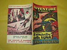 AVVENTURE DI DOMANI  EDIZIONI MONDIALI  NUMERO 5 DEL 5 MARZO 1957