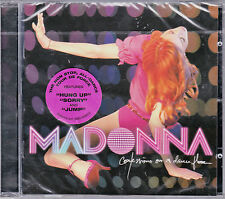 CD 12T MADONNA CONFESSIONS ON A DANCE FLOOR 2005 NEUF SCELLE EUROPE