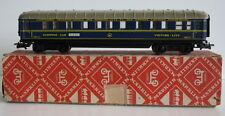 Märklin 346/3J 4011 Schürzenwagen Schlafwagen SLEEPING-CAR Blech Karton *925