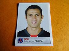 N°317 PAULETA PARIS SAINT GERMAIN PSG  PANINI FOOTBALL FOOT 2007 2006-2007