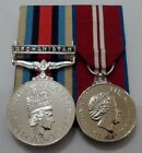 Afghanistan, Queens Diamond Jubilee, Mounted Medals, Full Size, Army, Op Herrick