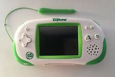 LeapFrog Leapster Explorer Learning System - Used & Working - Free Shipping!