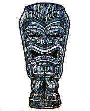 TIKI STATUE MAN PATCH PA7324 NEW jacket patches BIKER EMBROIDERIED novelty