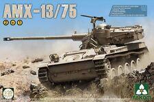 Char léger Français AMX-13/75, Armée Israélienne 1968 - Kit TAKOM 1/35 Réf. 2036
