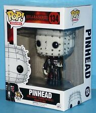 FUNKO MIB # 134 HELLRAISER MOVIE PINHEAD Pop! Vinyl Figure