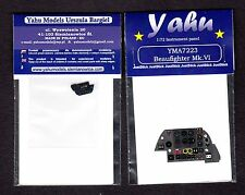 yma7223/ YAHU - Bristol Beaufighter Mk. VI - Instrument panel - 1/72