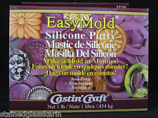 Silicone Putty 1# Easy Mold Enviromental Food Grade Resin Jewelry 450g New