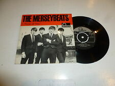 "THE MERSEYBEATS - I Think Of You - Scarce 1964 UK 4-track 7"" Vinyl Single"