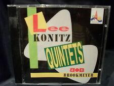 Lee Konitz & Bob Brookmeyer - Quintets