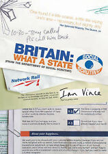 Britain: What a State: A User's Guide to Life in the UK by Ian Vince