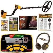 GARRETT ACE 350 Metal Detector Pack with Free Headphones, Includes Free Shipping