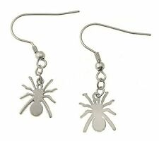 Stainless Steel Spider Wire Earrings - Ie6044