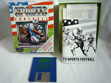 ATARI ST GAME / TV SPORTS FOOTBALL / BIG BOX GAME