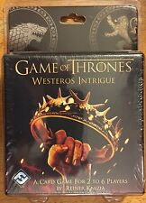 Game of Thrones Westeros Intrigue Trading Card Game TCG Claim the Iron Throne