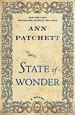 State of Wonder by Ann Patchett (2011, Hardcover)