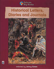 Historical Diaries (PELICAN BIG BOOKS) Jenny Green, Wendy Body Very Good Book