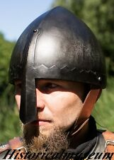 Medieval Norman Nasal Helm Knight Helmet 18 Gauge Steel Larp Re-enactment DVG285