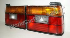 1985-1992 VW Jetta II mk2 Tail Lights Rear Lamps Pair