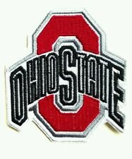 "Ohio State Buckeyes NCAA Football 3"" Embroidered Iron/Sew On Patch"
