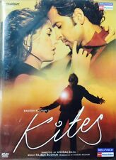 Kites - Hrithik Roshan, Barbara Mori - Hindi Movie DVD Region Free Eng Subtitles