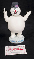 Mervyns Frosty The Snowman Bobblehead Collectible Limited Edition Vtg 2001