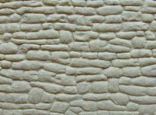 Muro in pietra grigia per modellismo scala 1/35 cm.22X13 - Krea 3007