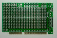 "PROTOTYPE PCB - FR4 PTH 7.1"" x 4.5"" ISA SLOT Double Side Universal Board #05"